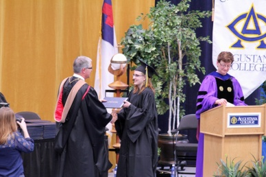 College graduation 2013