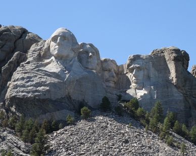 Mt Rushmore - July 22, 2013