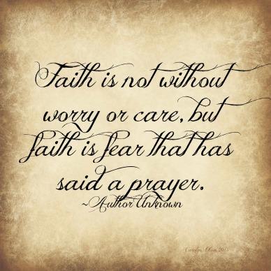 CarolynCares Faith
