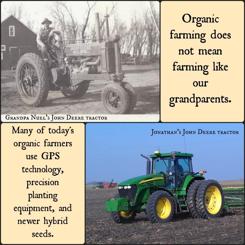 CarolynCares Organic Farming